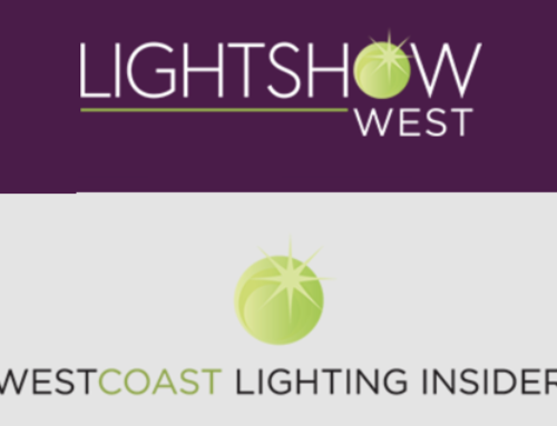 LightShow West – West Coast Lighting Insider Article