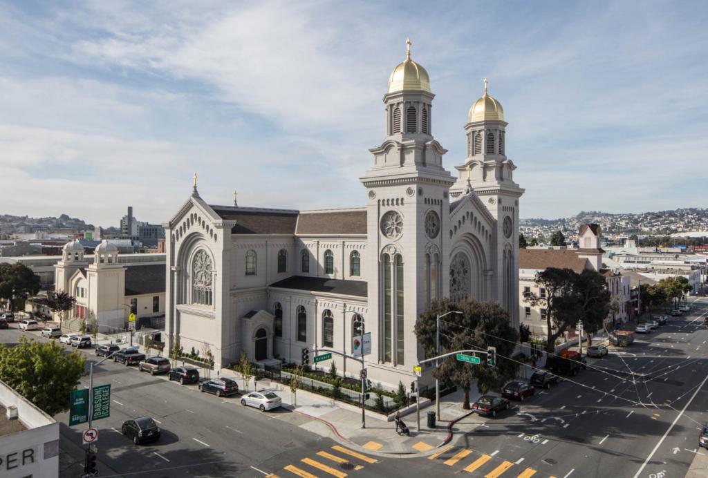 Preservation Design Award - St. Joseph's Church